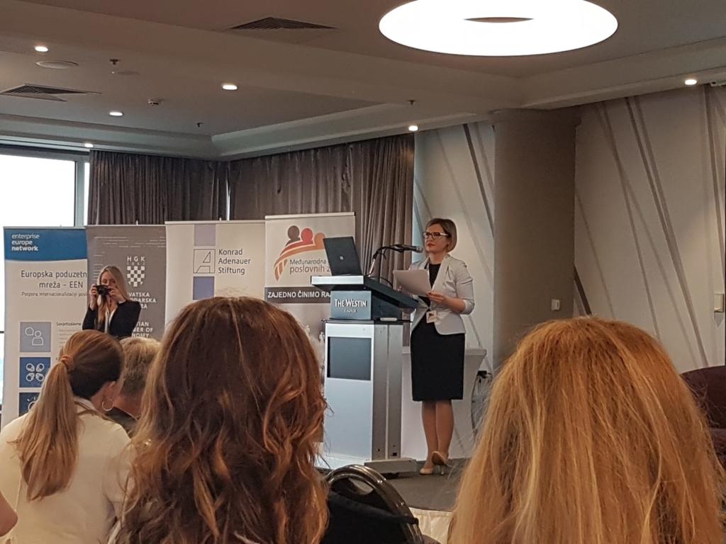 Ivana Radić - Konferencija