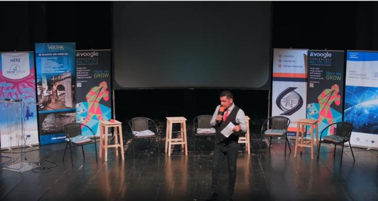 Voogle conference 2018 - Ivana Radić