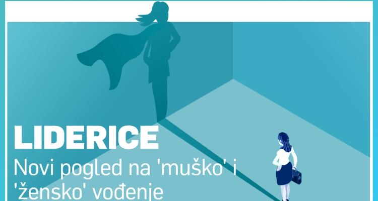 Liderice - muško i žensko vođenje Ivana Radić