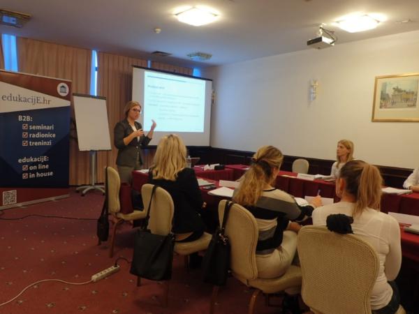 Održana radionica Vođenje ženskih timova