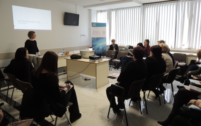 Edukacija Banja Luka 2 - Ivana Radić
