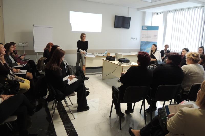 Edukacija Banja Luka 1 - Ivana Radić